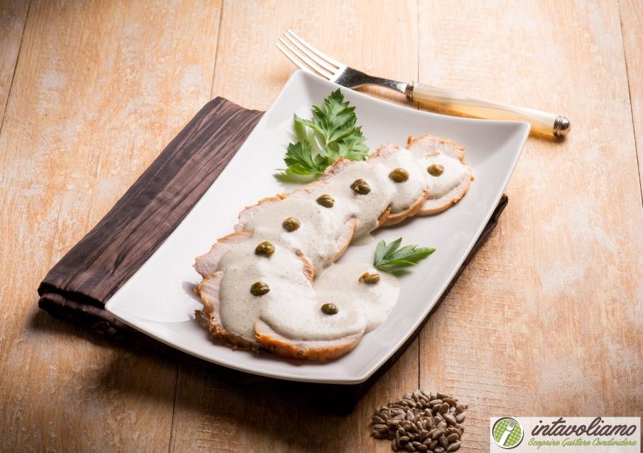 Vitello Tonnato Ricetta In Italiano.Il Vitello Tonnato Simbolo Della Cucina Piemontese Intavoliamo
