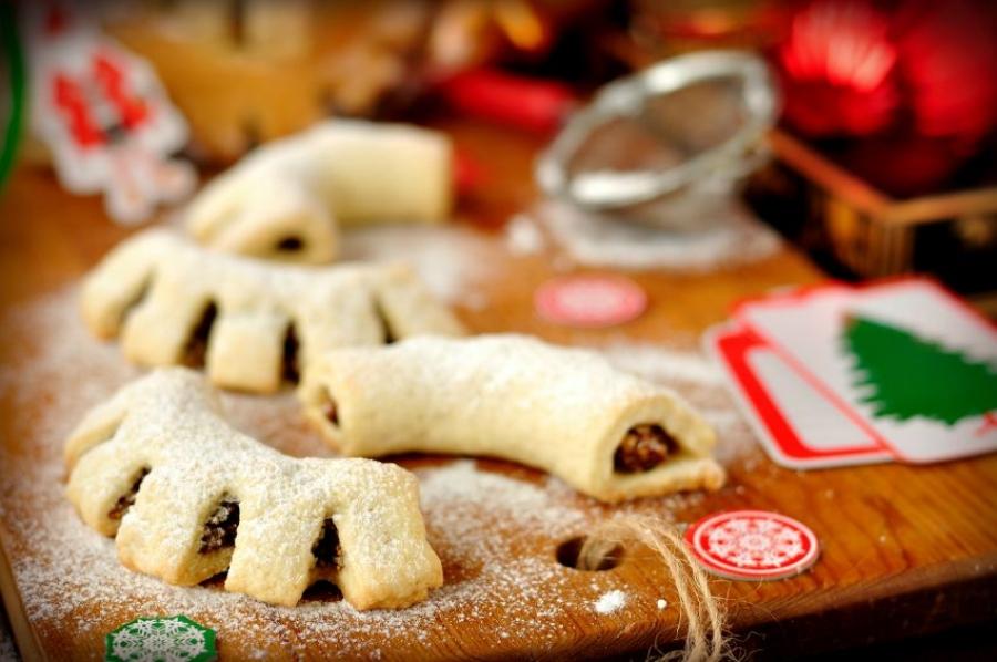 Dolci Siciliani Di Natale.Cuddureddi Intavoliamo